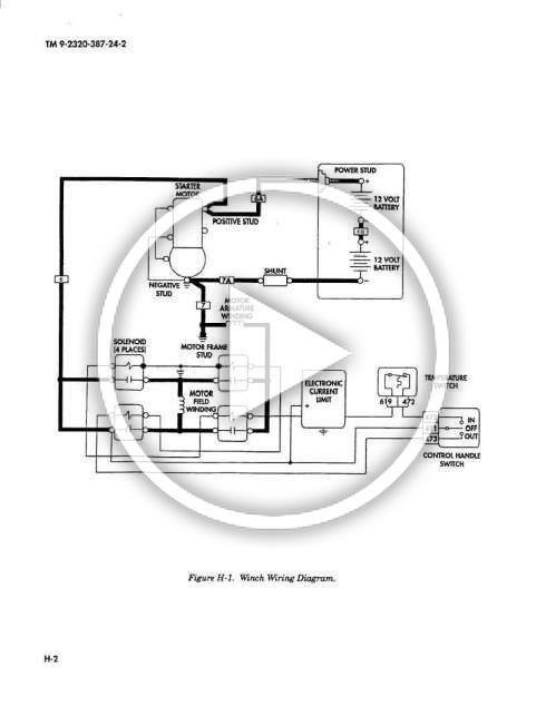 12 Electric Hoist Wiring Diagrambudgit Electric Hoist