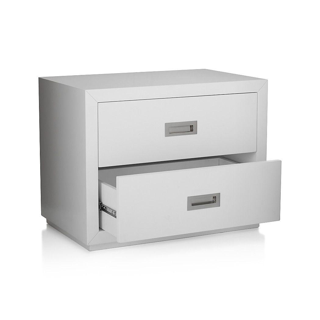 Aspect 23 75 modular 2 drawer storage unit
