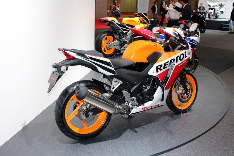 2016 Cbr300r Repsol Specs Horsepower Price Mpg Sport Bike