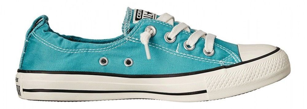 5152e1987cc6 New Womens 10 Converse Shoes All Star Shoreline Slip Aqua Sneakers 554450F   Converse  FashionSneakers