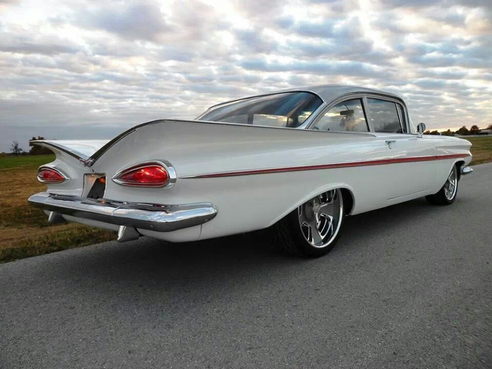 '59 Chevy Biscayne