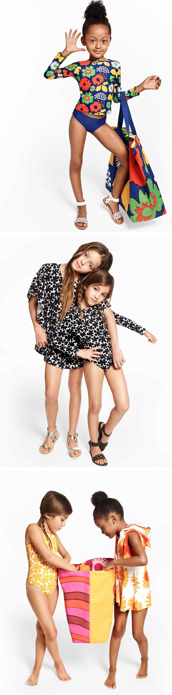 Marimekko for Target Girls Collection