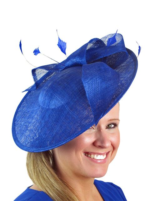 Loving This Saucer Hat In And Is Available Four Colours To Match Your Perfect Outfit Blue Fascinatordesigner