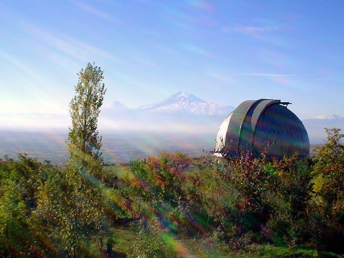 Día de la Astronomía celebrado en Armenia