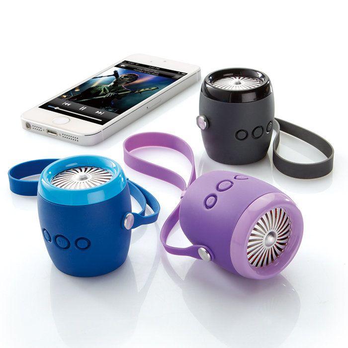 Aviator™ Mini Wireless Speaker - The little music engine with a big roar. - $24.99