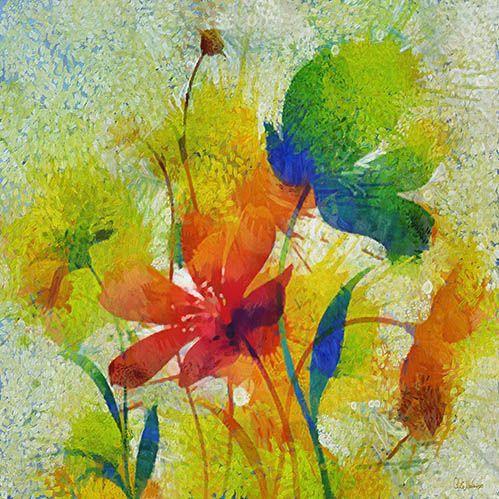 Cuadros lienzos y laminas de cuadros abstractos moderno for Laminas de cuadros modernos