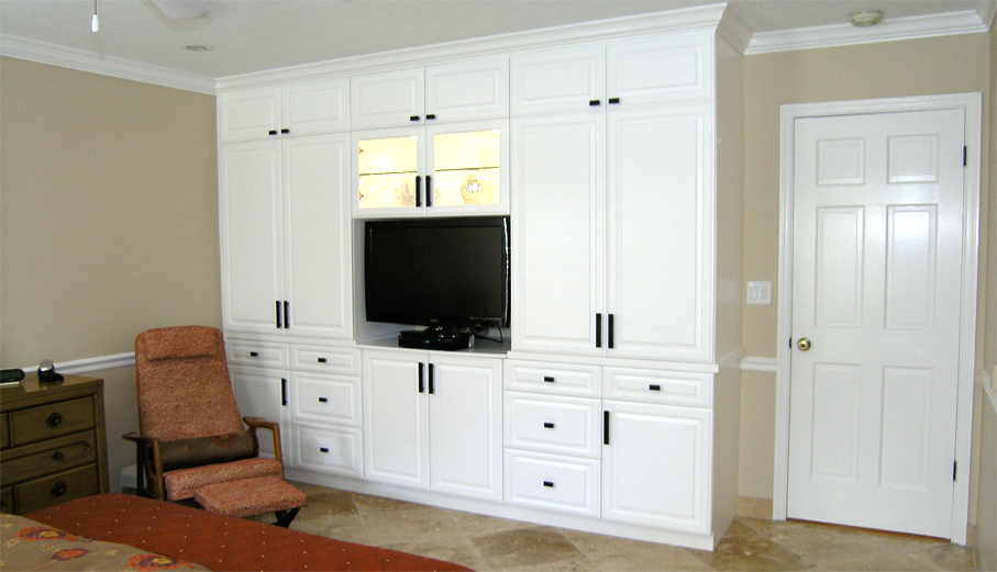 Bedroom Cabinets   Schoeman Enterprises