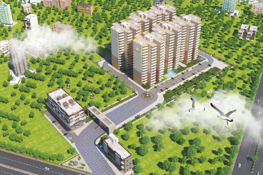 Pyramid Heights Sector 85 Gurgaon in 2020 Residential