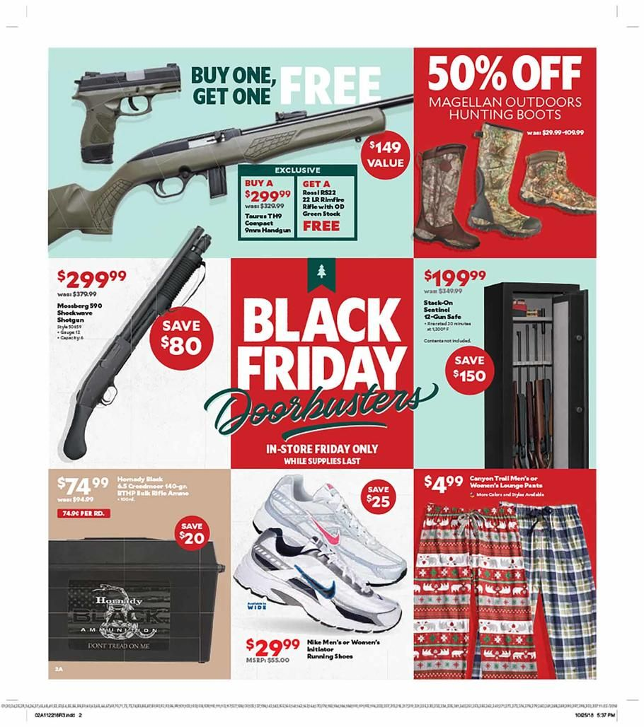 Academy Sports Black Friday 2018 Ads Scan Deals And Sales See The Academy Sports Black Friday Ad 2018 At 101bla Black Friday Ads Black Friday Buying Groceries