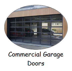 Our High Quality Commercial Garage Doors Are Available At A