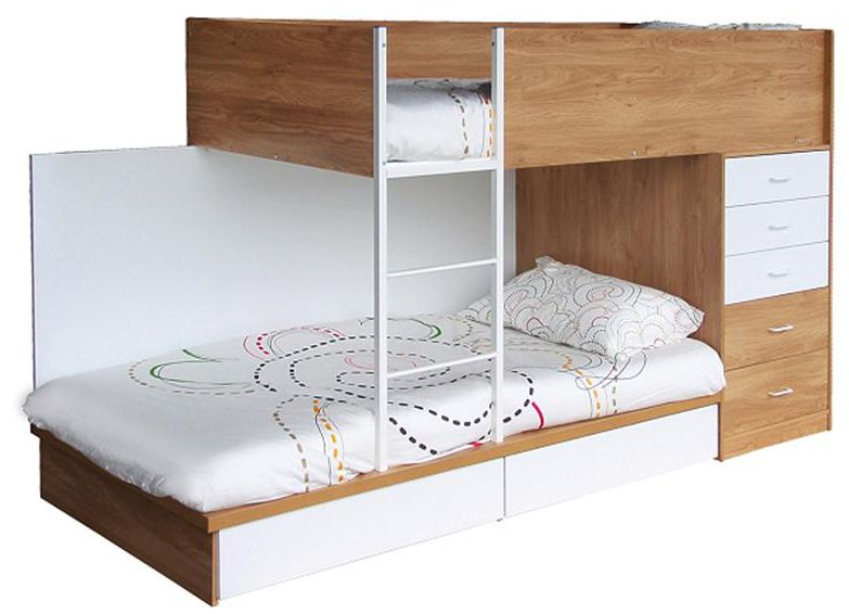 Blazer single low line bunk bed awesome beds 4 kids - Cool beds for sale ...