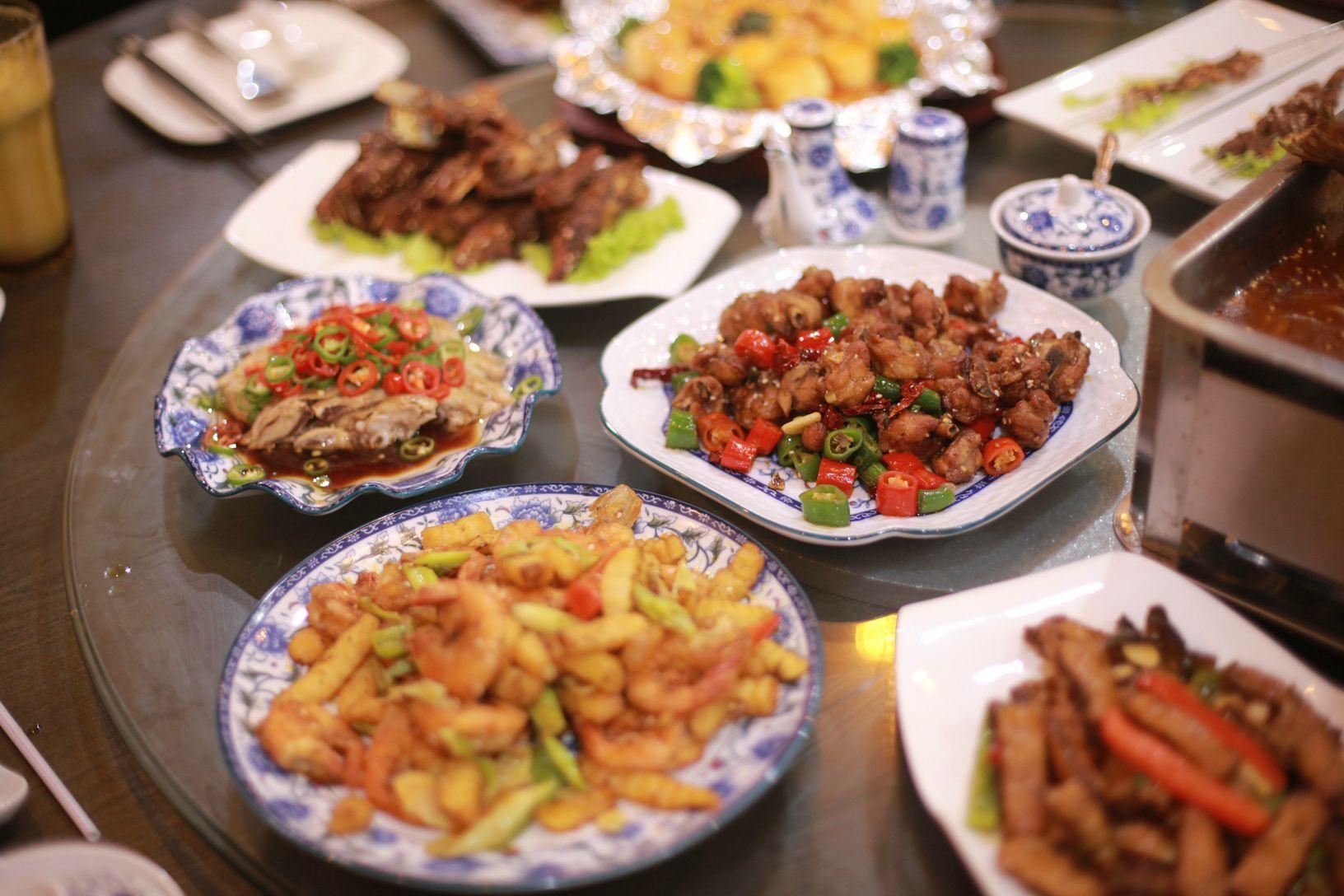 Restoran Cina Muslim Amber, Menu Bertaraf 5 Bintang Dengan