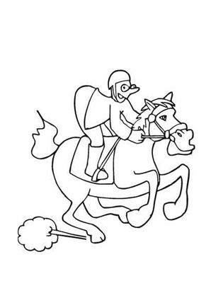 ausmalbild pferd zum ausmalen. #ausmalbilder | #