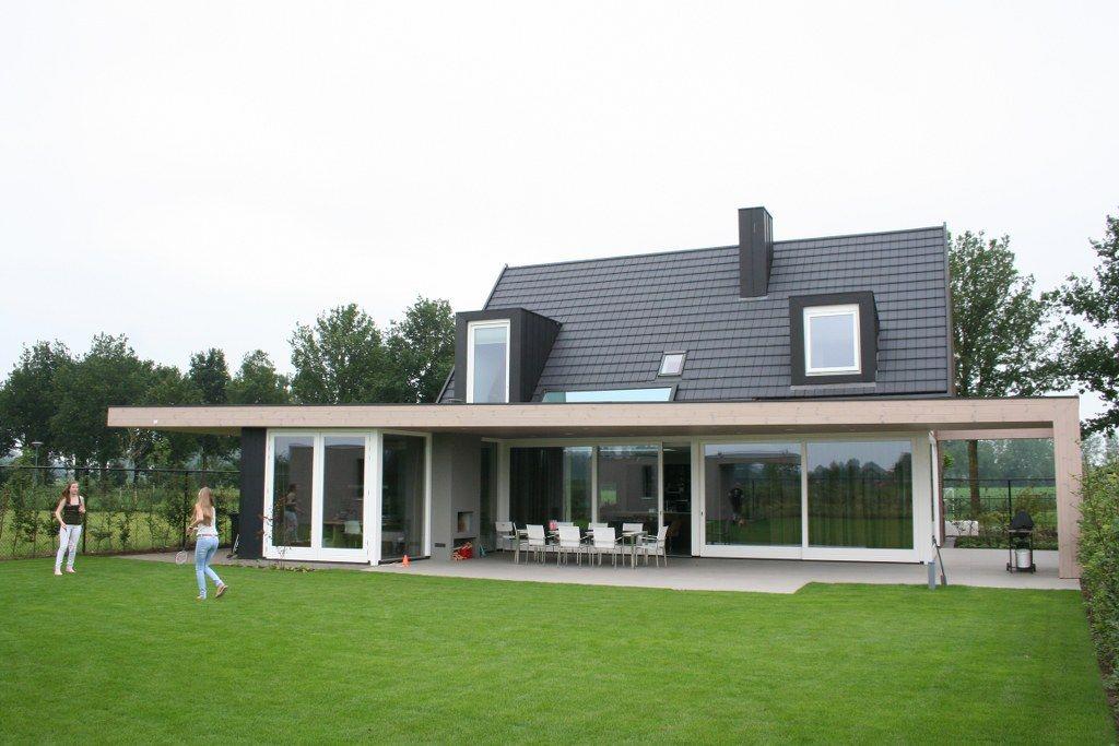 Moderne woningen met zadeldak google zoeken wishful thinking