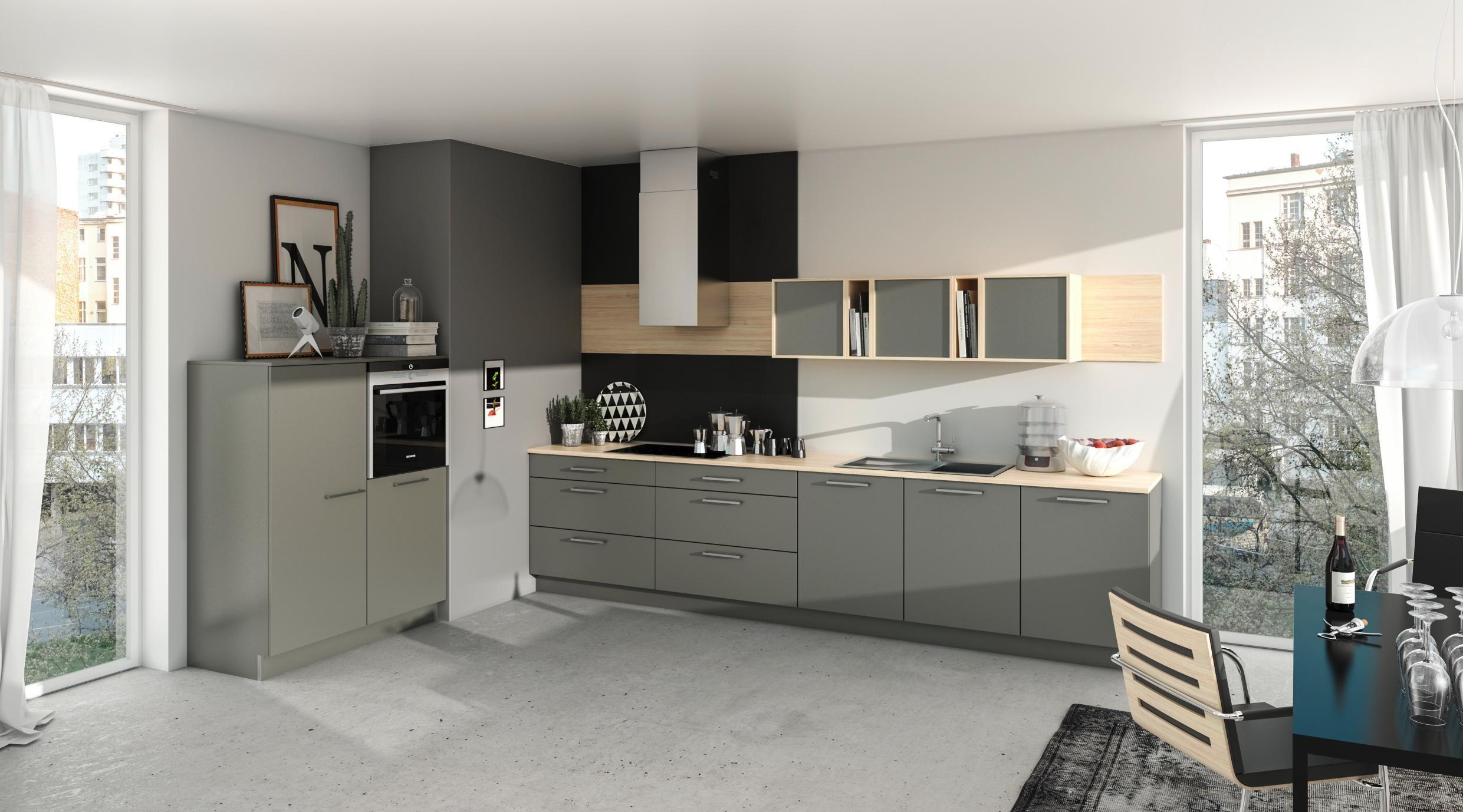 einbauk che k chen einbauk che k che und eingebaut. Black Bedroom Furniture Sets. Home Design Ideas