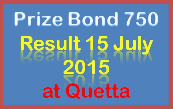 Summer biz prize bond result 750