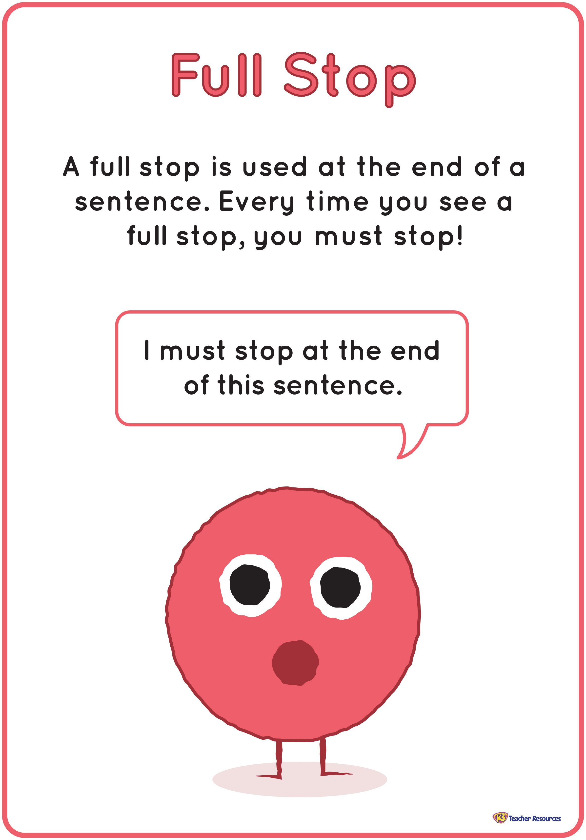 Image Result For Images Of Full Stop