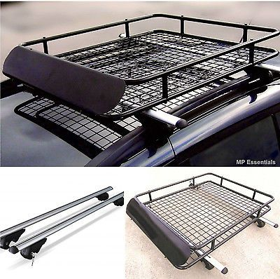 135cm Locking Aluminium Roof Rail Bars Car Rack Tray For Bmw X5 E70 06 10 Roof Racks Touring Travel Roof Rack Aluminum Roof Car Racks
