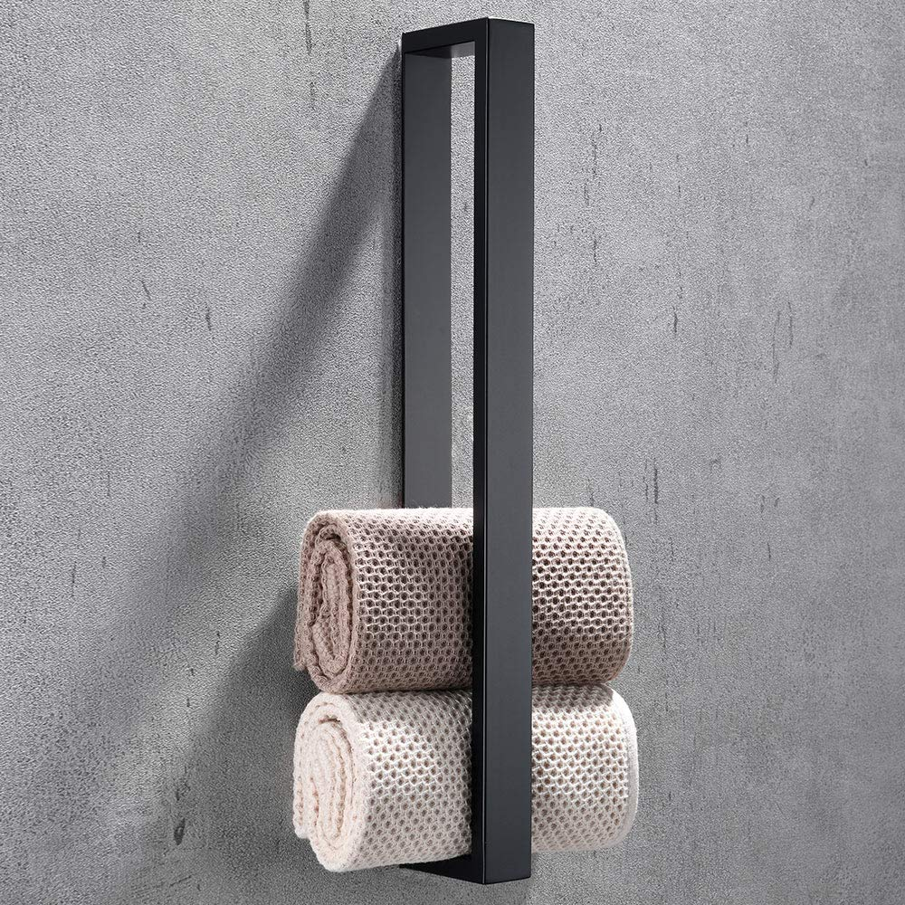 Celbon 40cm Handtuchhalter Ohne Bohren Badezimmer Handtuchhalter Selbstklebend Handtuchstange Badetuch In 2020 Badetuchhalter Handtuchhalter Ohne Bohren Handtuchhalter