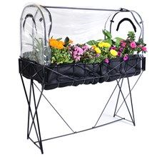 What a great idea for the gardener who has some mobility problems! FlowerHouse Stand-Up Garden in See Photo - Closeouts