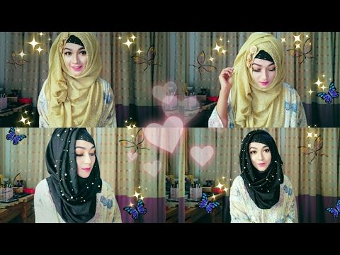 Hijab Style For School Colleges Ragday Convocation Ceremony With Square Scarf Pari Zaad Youtube Hijab Fashion Hijab Tutorial Hijab Style Tutorial