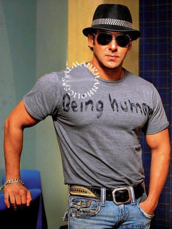 salman khan | Salman khan photo, Being human clothing ...