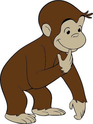 21++ Curious george with balloons clipart ideas in 2021