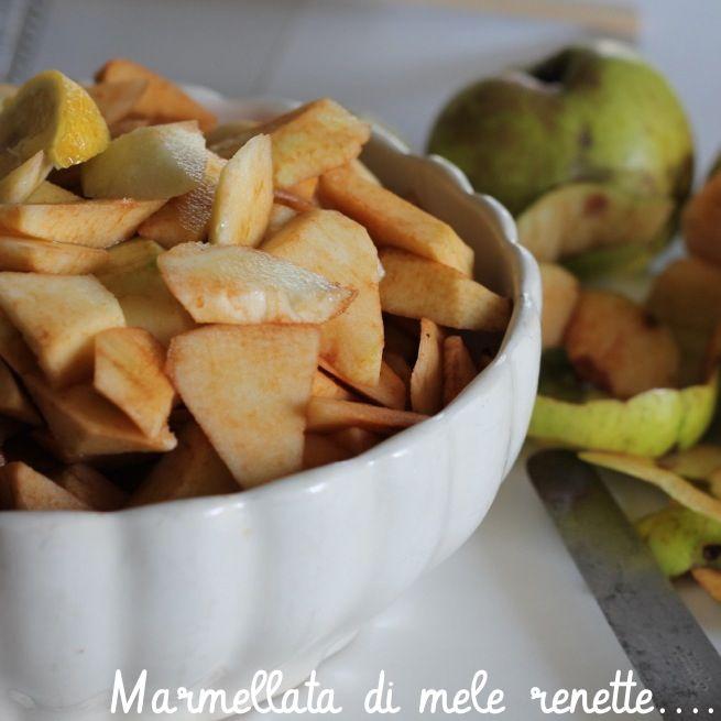 Confettura di mele renette e vaniglia www.smilebeautyandmore.blogspot.it