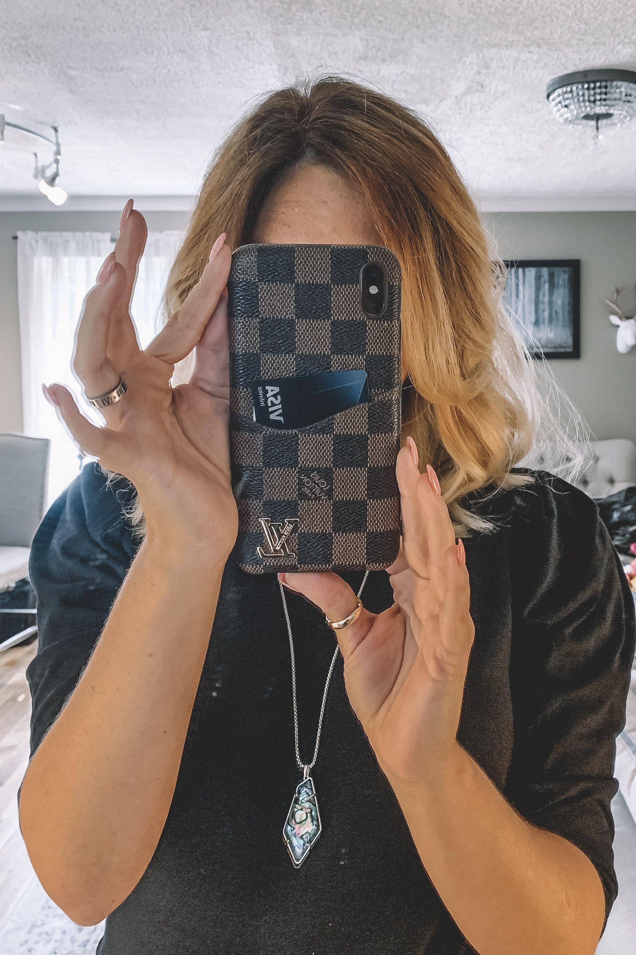 Amazon dupe phone case with images luxury fashion