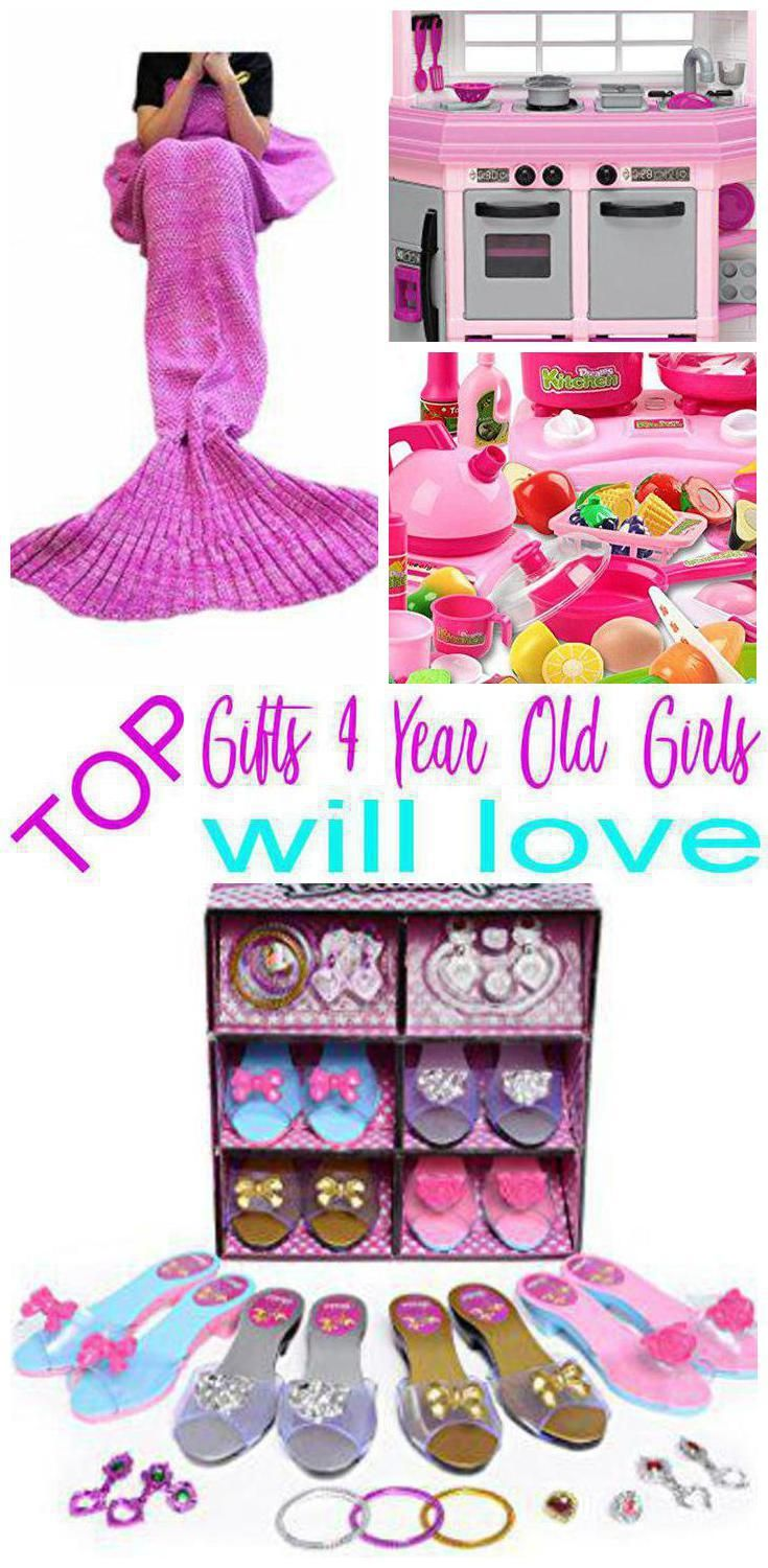Best Gifts 4 Year Old Girls Will Love | 4 year old girl, 4 ...
