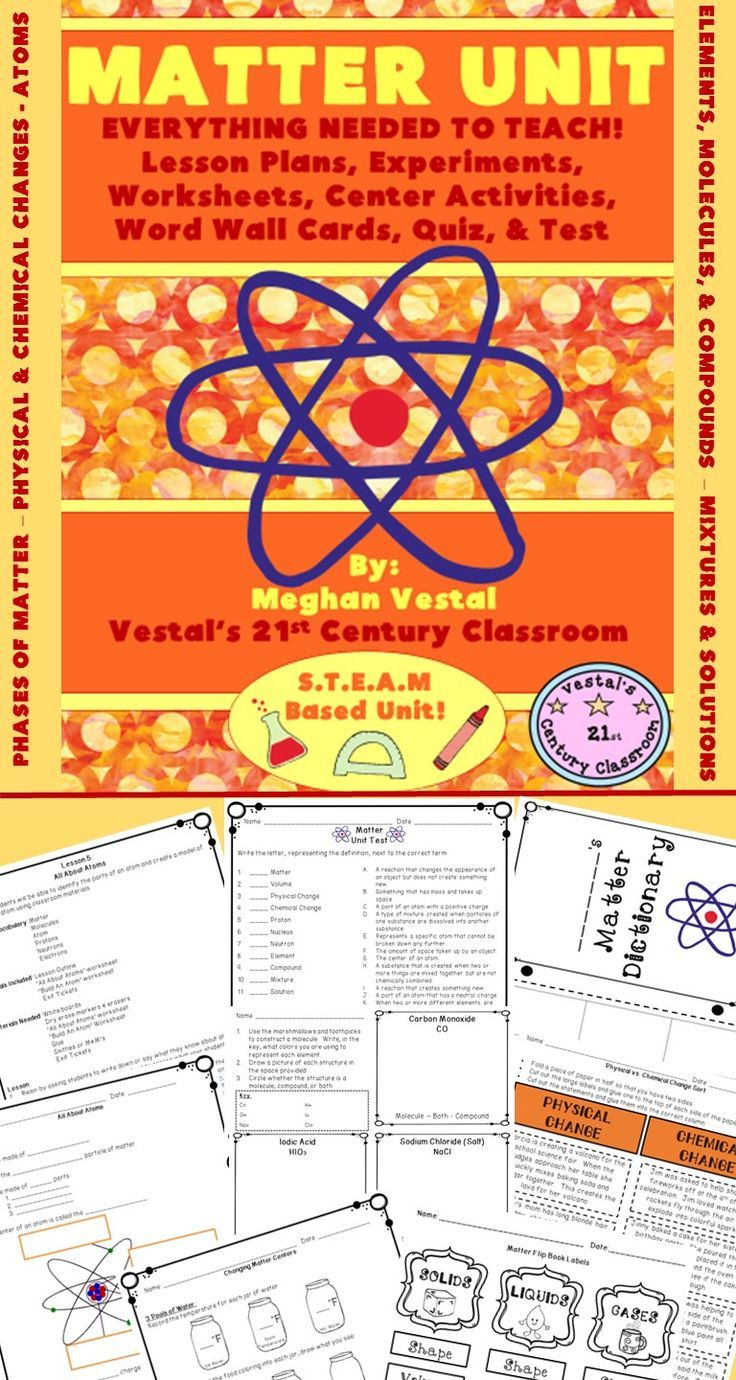 Matter digital pdf included periodic table 21st century 21st century urtaz Image collections
