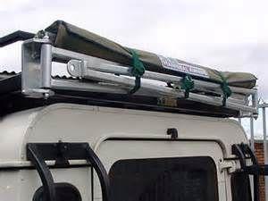Hannibal Land Rover Defender Rear Door Awning