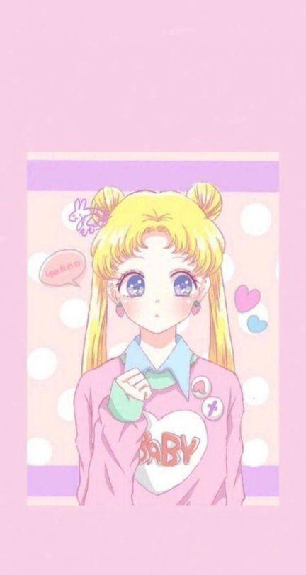 65 Ideas wallpaper anime kawaii sailor moon for 2019