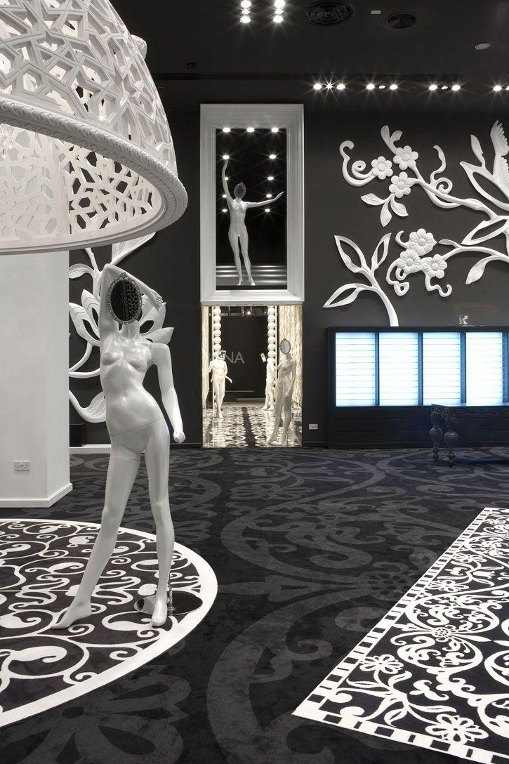Villa Moda Bahrain by Marcel Wanders