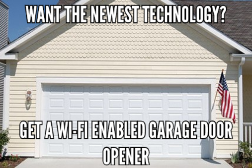 Thomas V Giel Garage Doors Now Has Two Of The Newest Technology