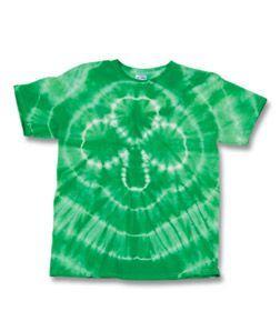 shamrock tie dye shirts - Bing Images