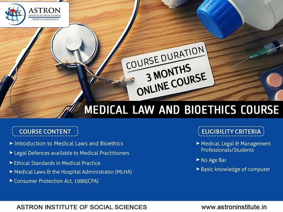 Why Study Medical Bioethics Online Science Blog Bioethics