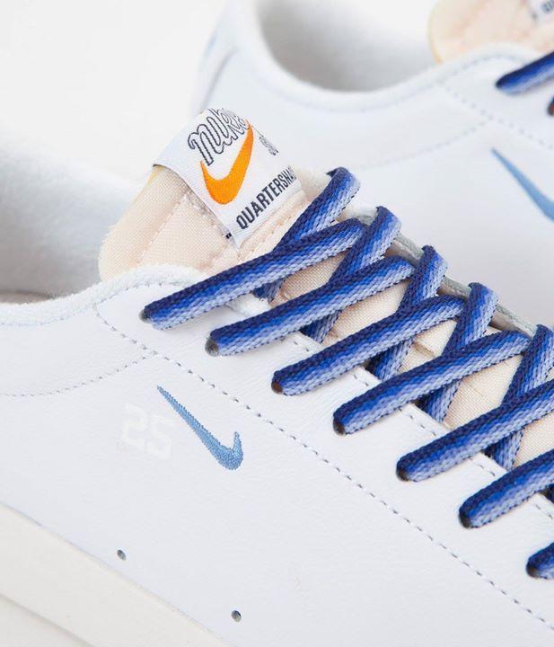 Nike Sb Shoes Blazer Low Xt X Quartersnacks White University Blue Sail 6 Snapchat Https I Nike Sb Shoes Adidas Superstar Sneaker Adidas Gazelle Sneaker