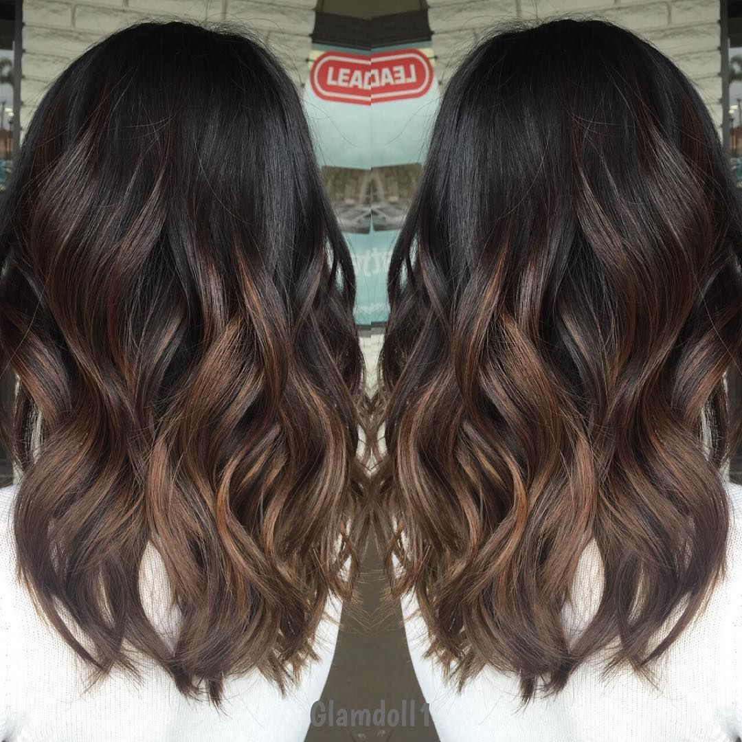 Caramel Blends With Images Brown Hair Balayage Brown Hair