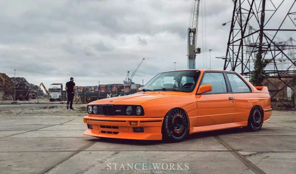 Bmw m3 orange nostalgia ultra frank ocean - Frank ocean bmw e30 ...