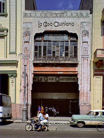 La Casa Quinlana, Havana, Cuba