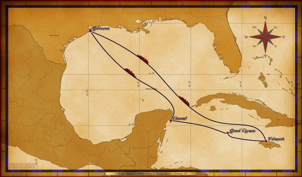 Christmas Cruise 2020 From Galveston Personal Navigators: 7 Night Western Caribbean Christmas Cruise