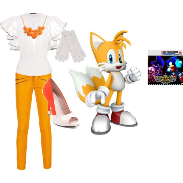 """""""tails"""" by inthelight0124 on Polyvore"""