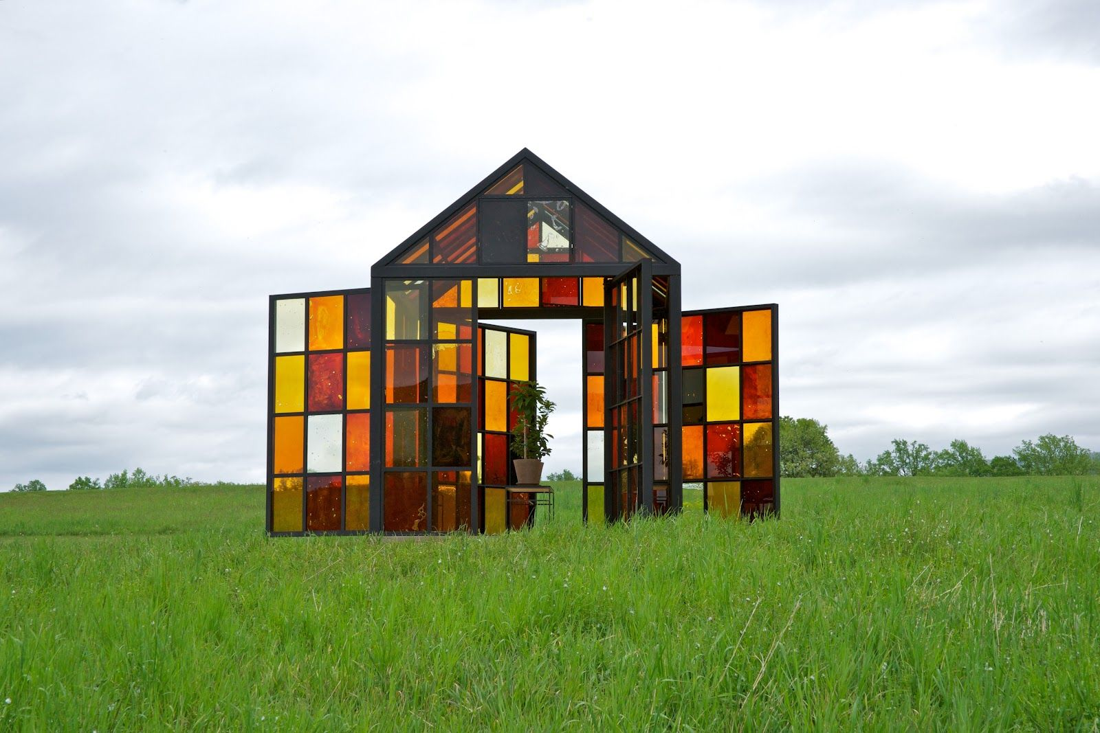 The Artsy Voyager 4 Great Day Trips From Nyc Splendor In Gr Outdoor Sculpture