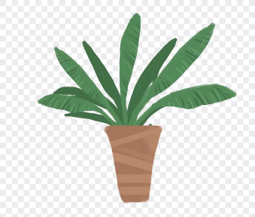 Elements Illustrations Materials Plant Potted Plants Plants Potted Plants Plants Potted Plants Image