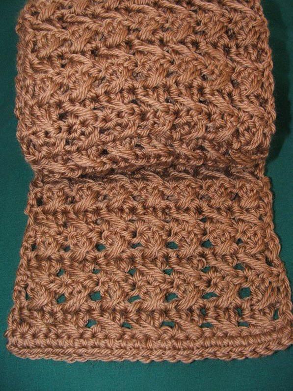 Miomi Scarf Free Crochet Pattern Crochet Scarves Pinterest
