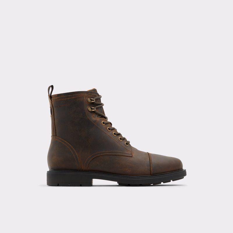 Nigoniel Dark Brown Men's Casual boots