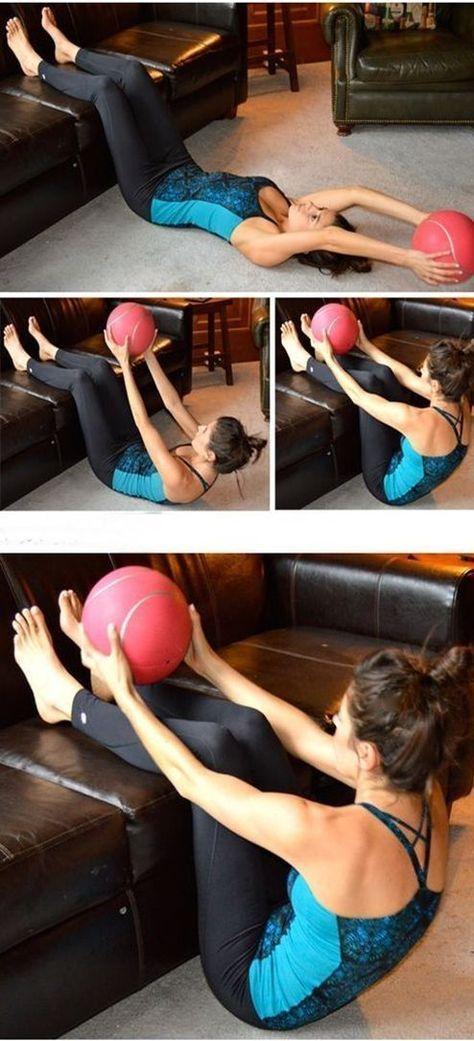 Übungen für die Bauchmuskeln  #bauchmuskeln #Die #für #ubungen #corepilates