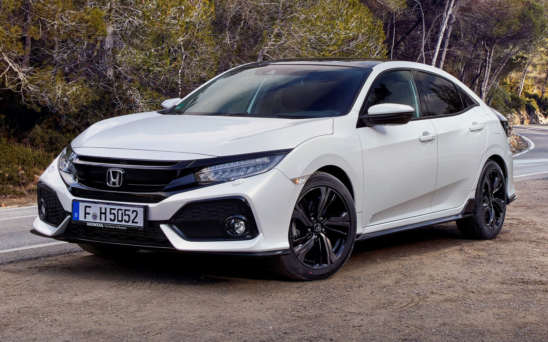 Honda Civic Sport Car Wallpaper 62075 (1920×