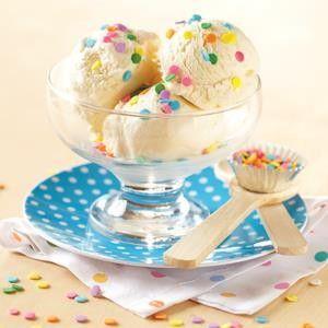 Classic Vanilla Ice Cream Recipe Ice Cream Vanilla Ice Cream Homemade Ice Cream